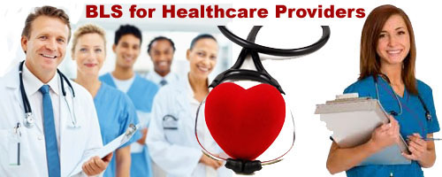 bls healthcare provider training providers cpr card course aid professionals certification refresher receive association student same heart american